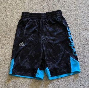 Adidas boys shorts EUC